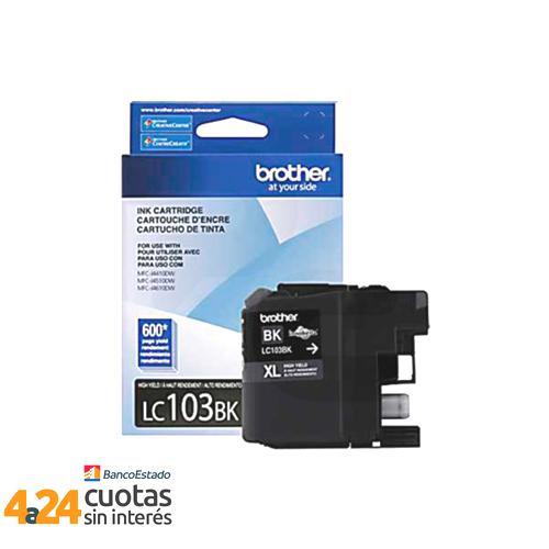 Tintas-Cartridge LC103 Negro