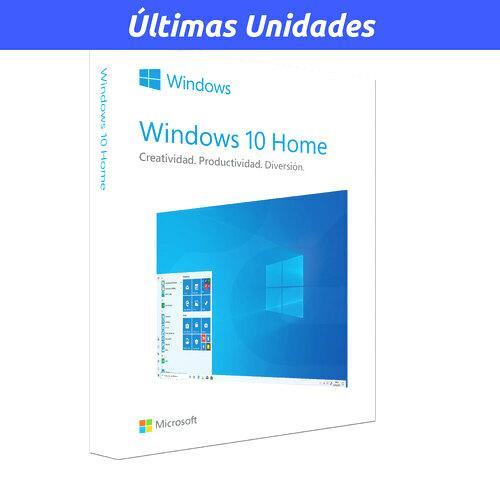Microsoft Windows 10 Home OEM 64 bits | PC Factory