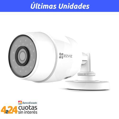 Ezviz c mara ip inal mbrica hd infrarrojo c3c para for Camara ip inalambrica exterior
