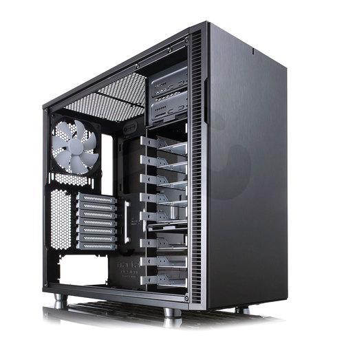 Fractal design gabinete atx define r5 black window pc factory thecheapjerseys Choice Image
