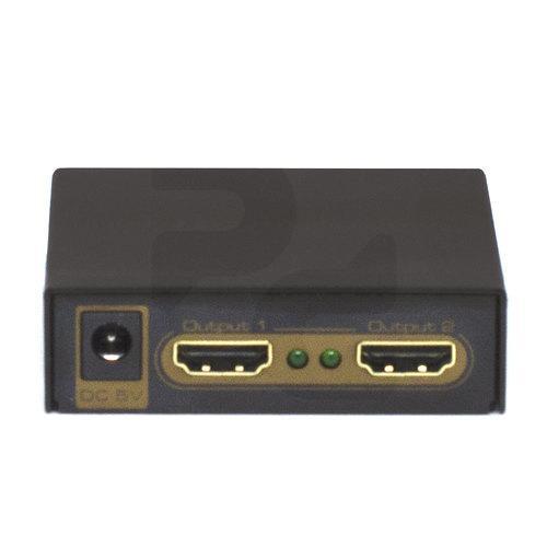 Switch Splitter 2 entradas x 2 salidas HDMI