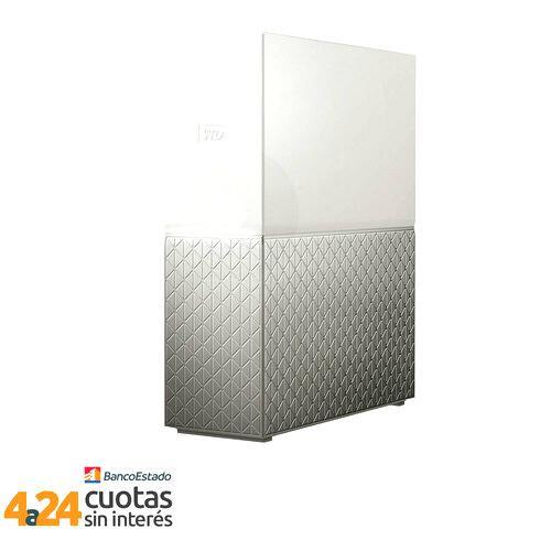 Disco Externo 6TB My Cloud Home Almacenamiento Online