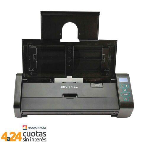 Iris Scan Pro 3 Tableta y Computadora Esc/áner Wifi Compatibile el Tel/éfono Negro