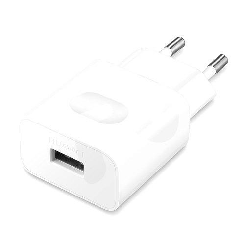 ba3a81ceef4 Huawei® Cargador (Adaptador) de casa Huawei con Cable Micro USB (Carga  Rápida) SEC