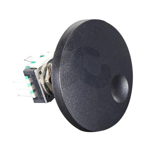 Perilla plana para encoder rotatorio - 35mm