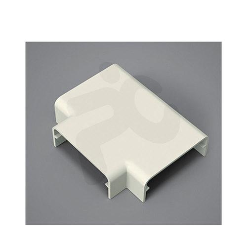 Unión minicanal T Plana 20x10mm TAT2014