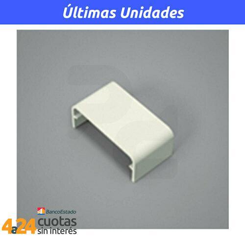 Unión Minicanal 40X30mm UN4036