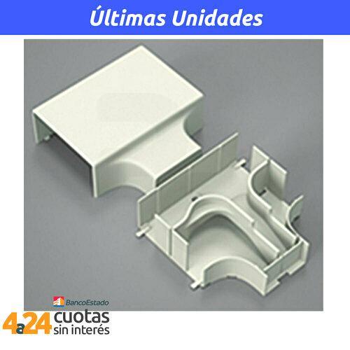 Caja derivación Unicanal a Minicanal 100X50 FDUC