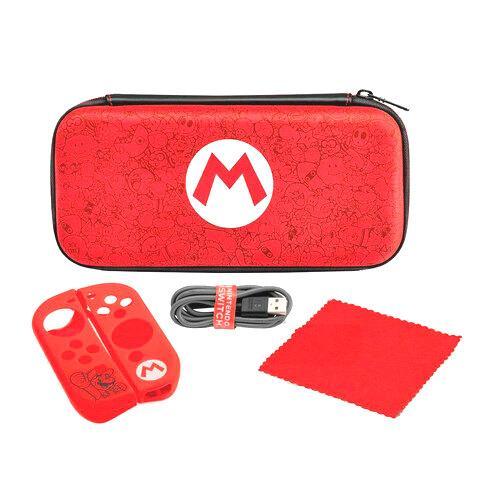 Starter Kit Mario M Remix Edition Nintendo Switch