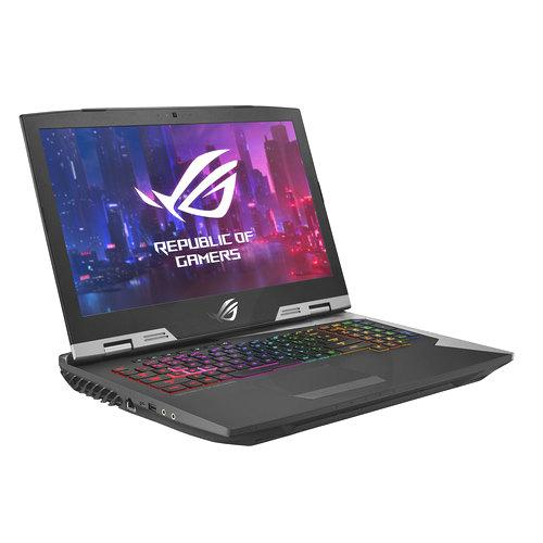 "Notebook Gamer ROG Intel i7-9750H NVIDIA RTX 2080 8GB 17.3"" FHD 144Hz 32GB 1TB + 512GB SSD Windows 10 G703GXR-EV059T"