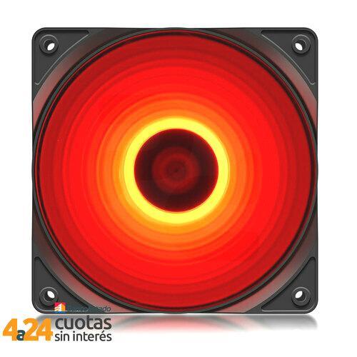 Ventilador 120mm - Red RF120