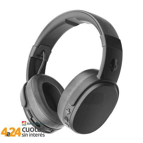 Audífono Bluetooth Crusher Negro