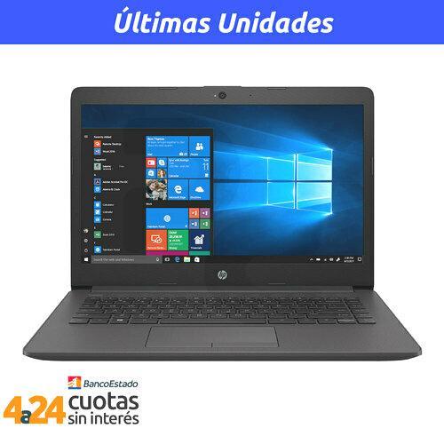 """Notebook 240 G7 14"""" HD Intel Celeron N4100 4GB 500GB Windows 10"""