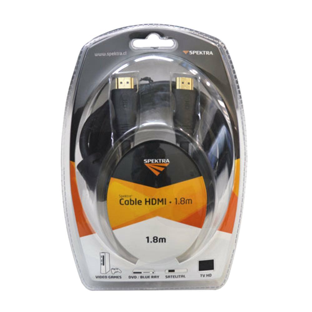 Cable Hdmi / Hdmi 1.8M Versión 1.3